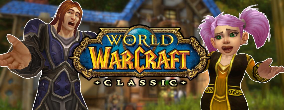 Heute startet WoW Classic – Alles, was ihr zum Launch wissen müsst