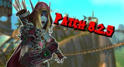 WoW PAtch 825 Sylvanas Thunder Bluff title 1140×445