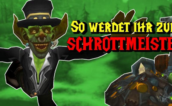 WoW Schrottmeister title 1140×445