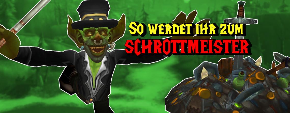 Mit diesem Trick werdet ihr in World of Warcraft zum Schrottmeister
