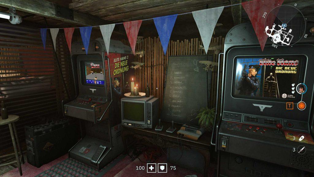Wolfenstein Youngblood Elite Hans Arcade