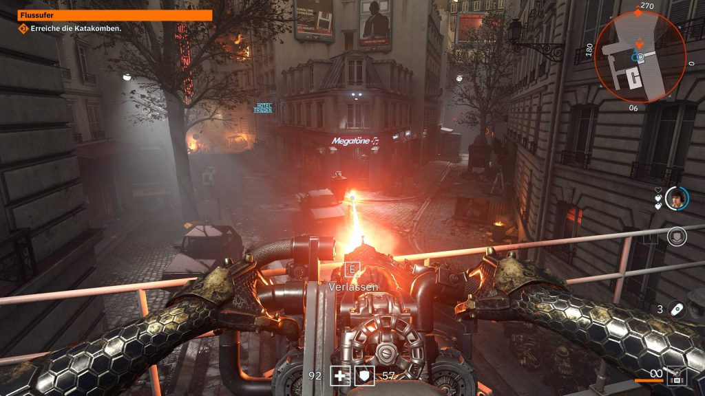 Wolfenstein Youngblood Lazer PEW PEW