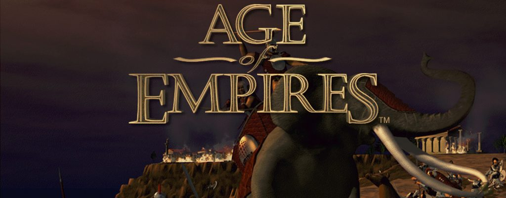 age of empires top 50 header