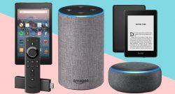 Amazon Prime Day Angebote für Echo, Dot und Kindle