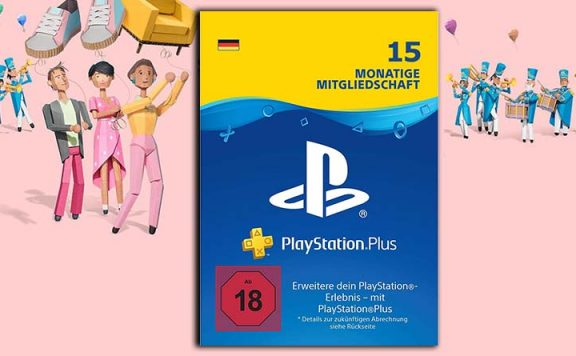 Amazon Prime Day PS Plus Angebot