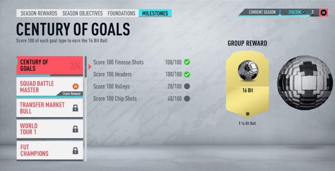 century of goals