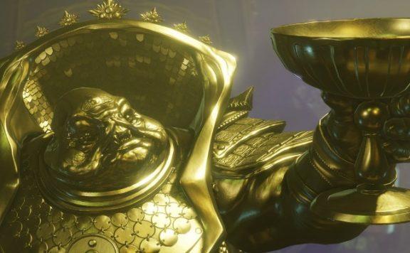 Destiny 2 Calus Tributhalle