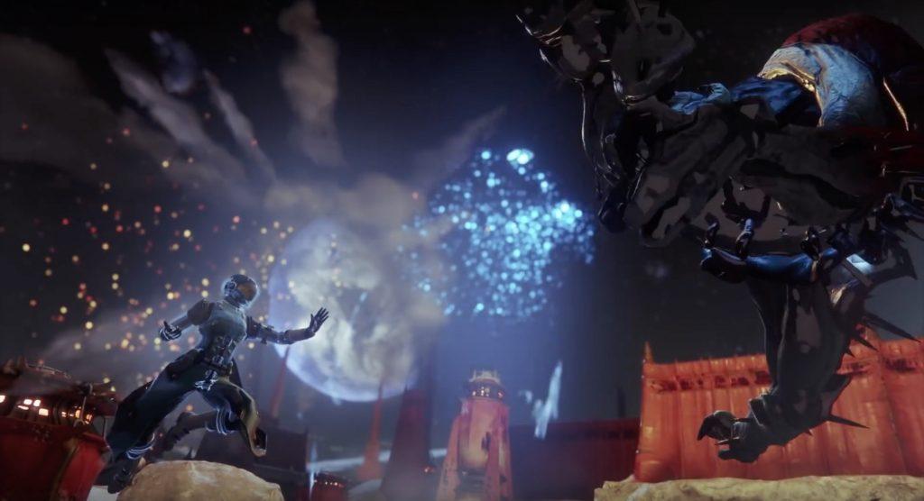 Destiny Finisher Warlock