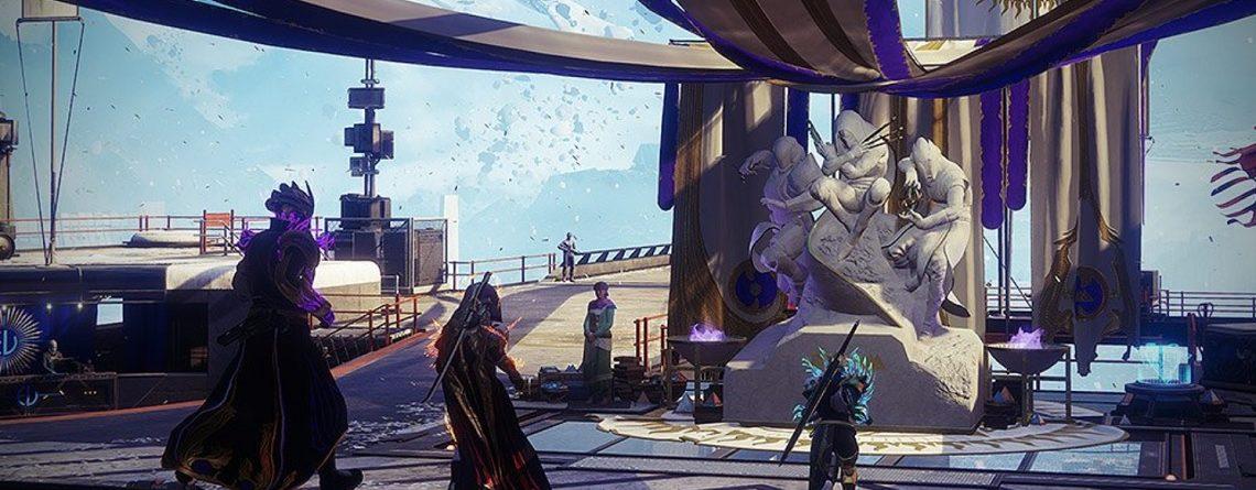 Das alles müsst Ihr in Destiny 2 für die Teile der Sonnenwende-Rüstung tun