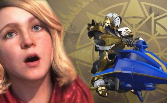 Destiny 2 Sonnenwende der Helden Sparrow