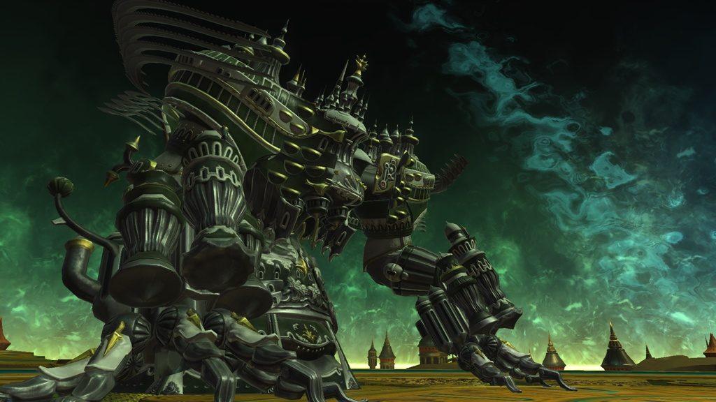 final fantasy xiv alexander prime