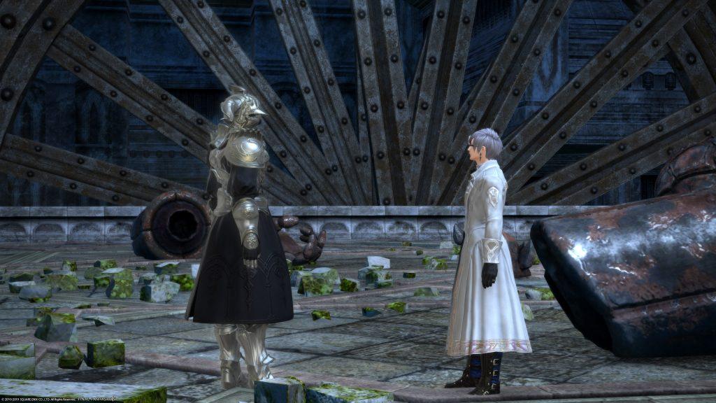 final fantasy xiv gabranth wissenschaftler