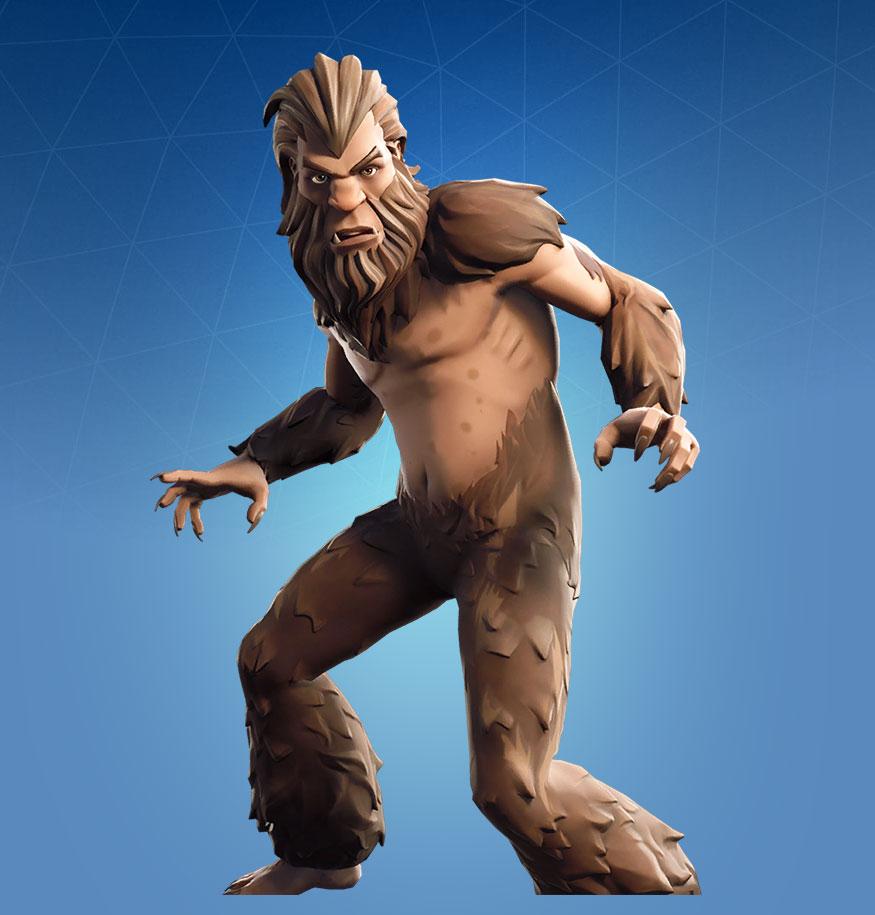 Bigfoot (Selten)