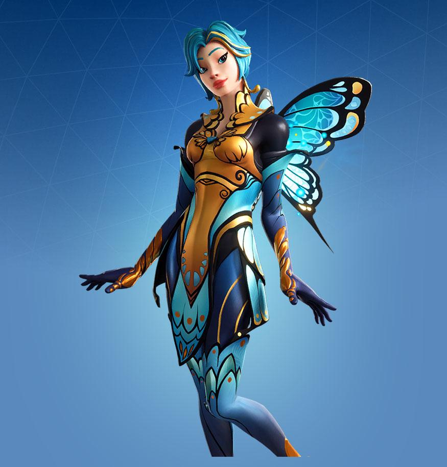 Flutter (Selten)