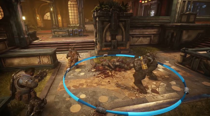 Gears 5 Escalation Versus