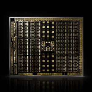 Turing-Chip von Nvidia