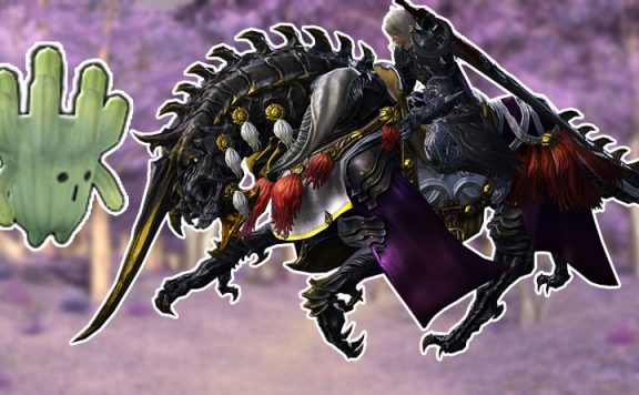 final fantasy xiv shadowbringer reittiere begleiter header