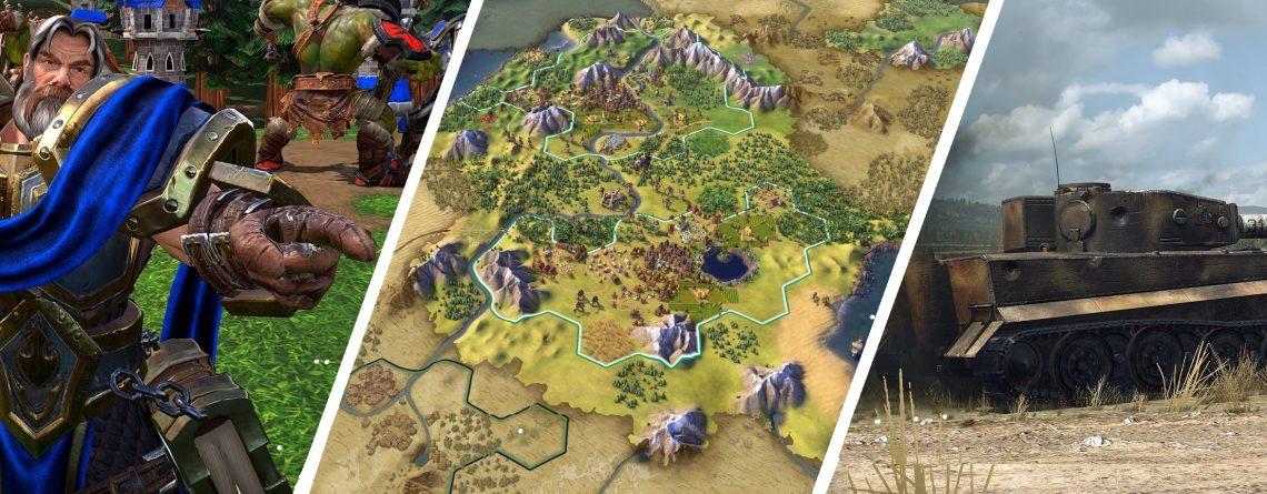 Die 12 besten Strategiespiele für PC mit Multiplayer