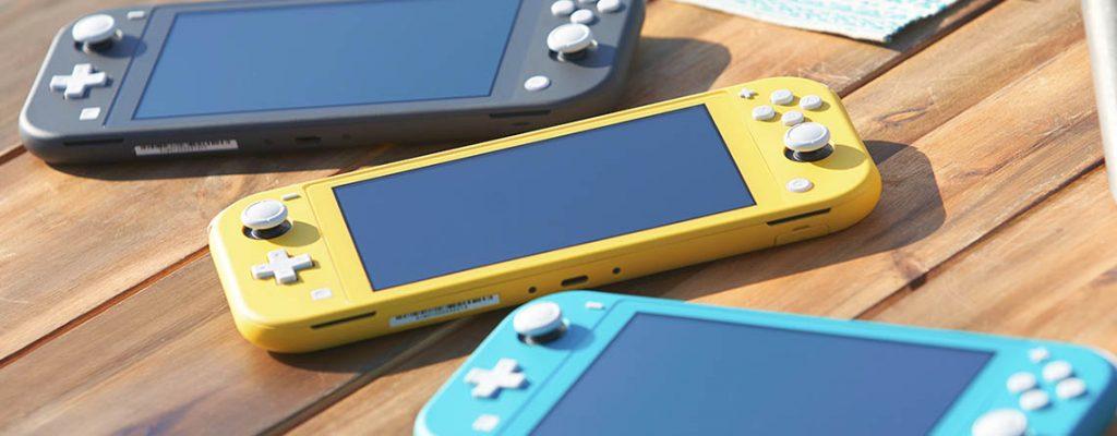 Nintendo Switch Lite vorbestellen
