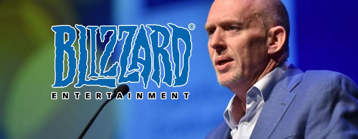 Nun verlässt ein weiterer Gründer Blizzard – Darum machen sich Fans Sorgen