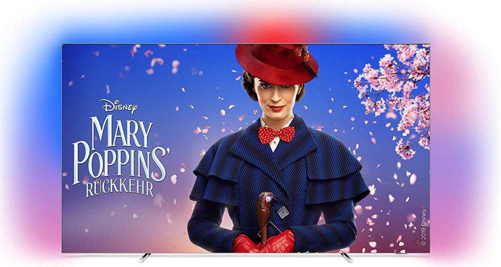 Philips 4K TV OLED mit Ambilight