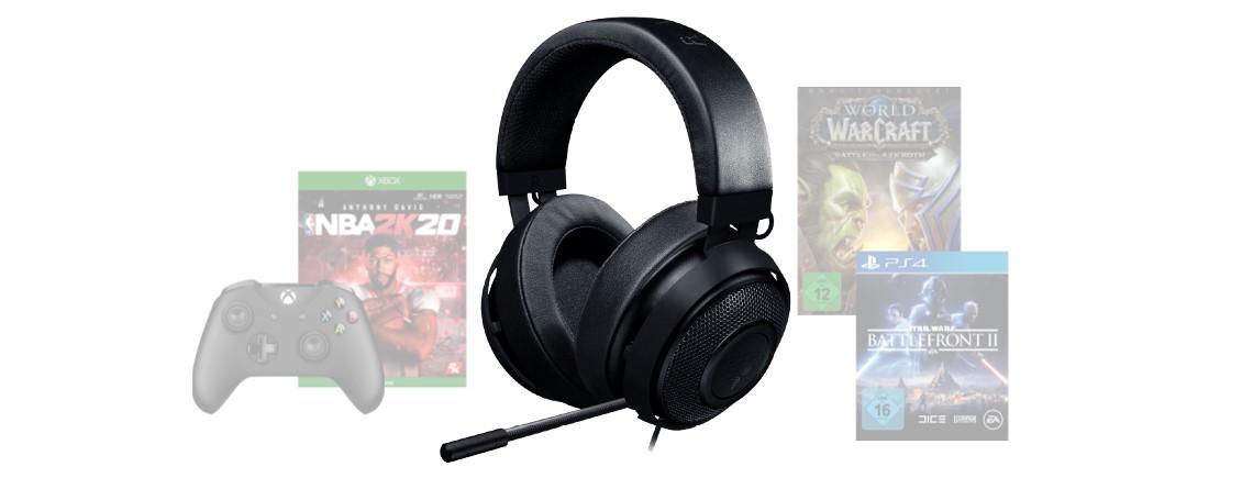 Gutes Gaming-Headset von Razer bei Saturn zum absoluten Bestpreis