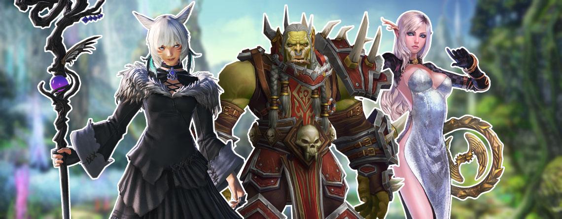 Wir wollen wissen: Welche MMORPGs sind die Favoriten der MeinMMO-Leser?