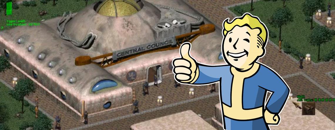 Ihr wolltet immer ein Fallout-MMORPG? Fans machen diesen Traum wahr