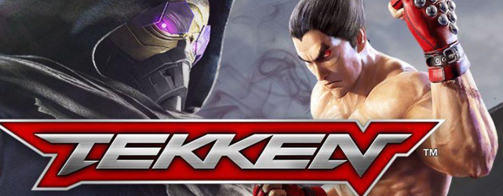 tekken top 50 logo