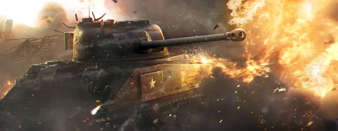 Twitch-Streamer mussten bei Fest zu World of Tanks evakuiert werden