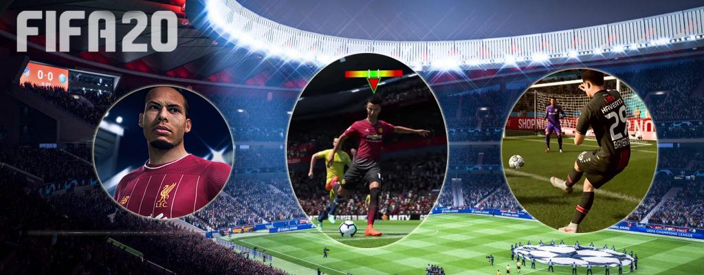 FIFA 20: 7 Änderungen, die Ihr bisher übersehen habt