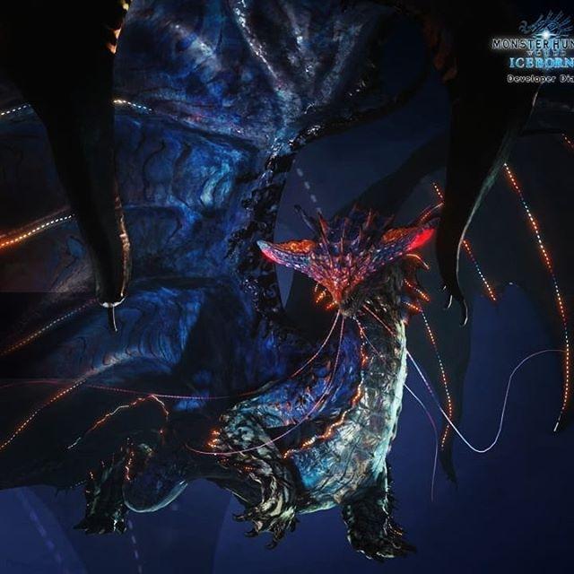 monster hunter world iceborne namielle