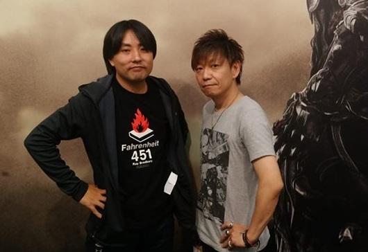 final fantasy xiv yoshida oda