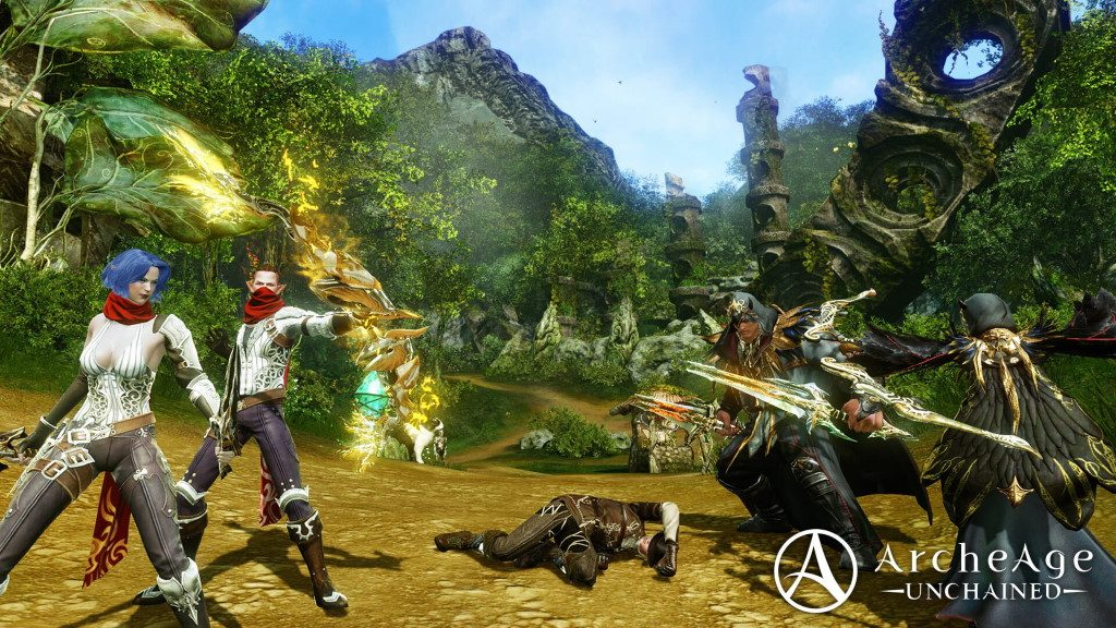 ArcheAge Unchained Screenshot