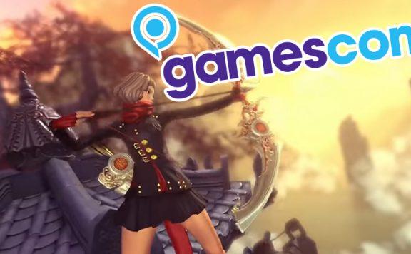 Blade and Soul Gamescom
