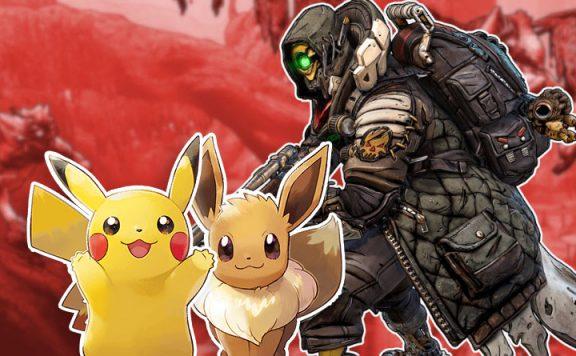 Borderlands 3 FL4K mit Pokémon