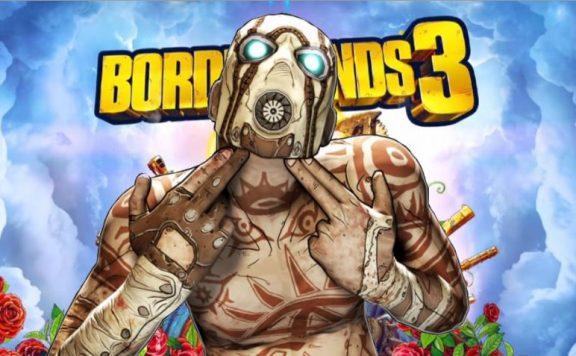 Borderlands 3 und 2 Cover-Art