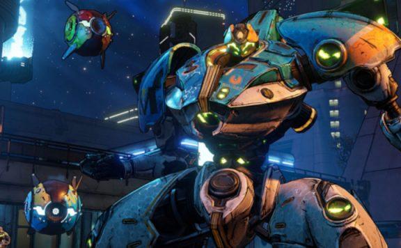 Borderlands 3 Robot title 1140×445