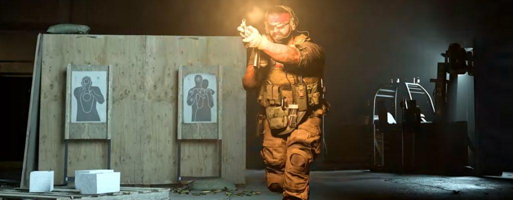 Call of Duty Modern Warfare Trailer RTX