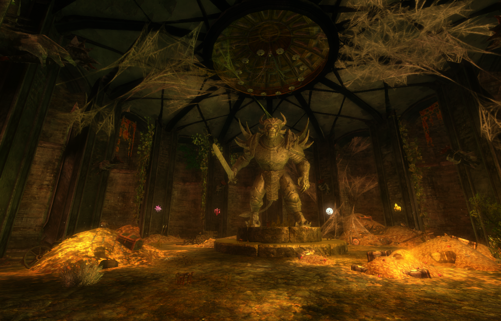 guild wars 2 Cavern of the Khan Ur