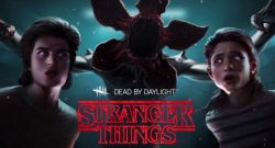 Dead by Daylight Stranger Things title 1140×445
