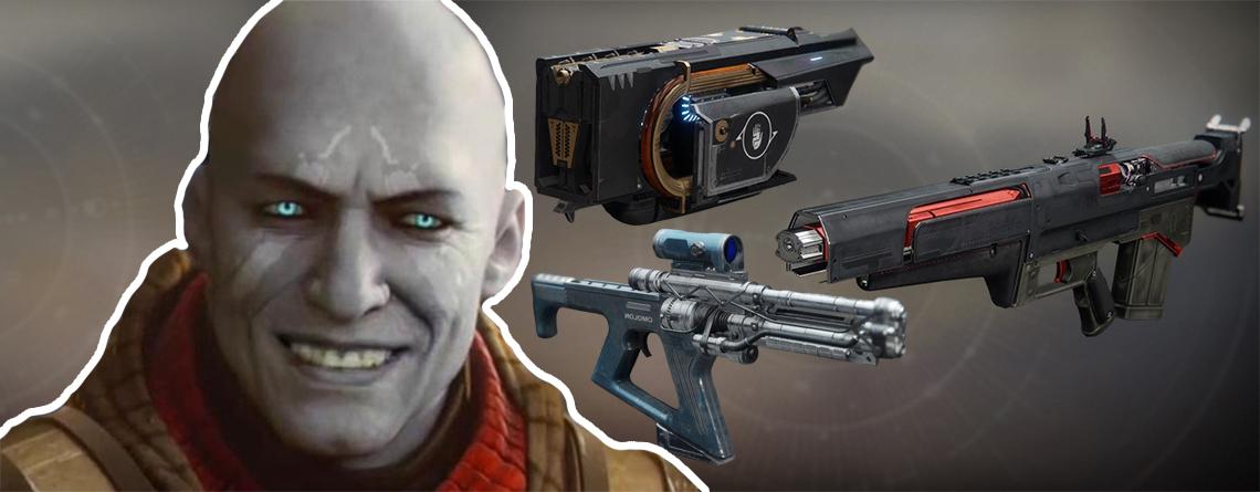 Das sind die besten Waffen für Hüter in Destiny 2, die nicht so viel Zeit haben