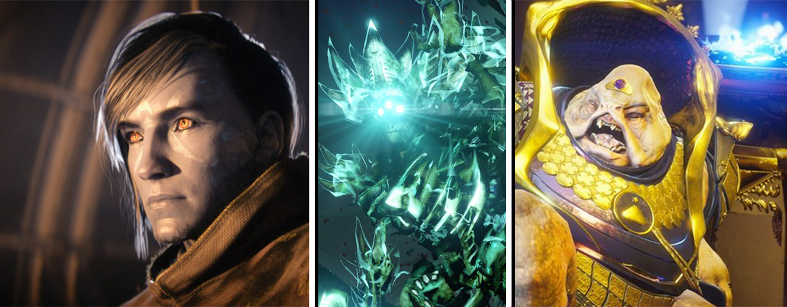 Die Erweiterungen und DLCs von Destiny – Vom Besten zum Schlechtesten