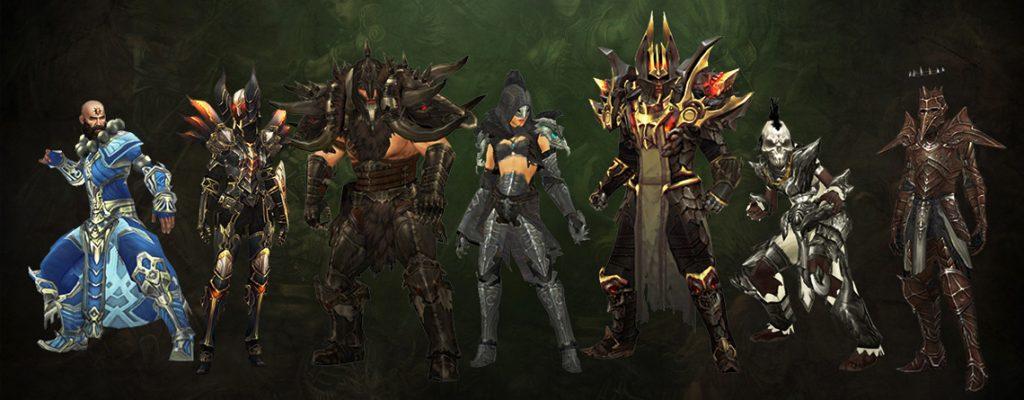 Diablo 3 Klassen Season 18 Titel