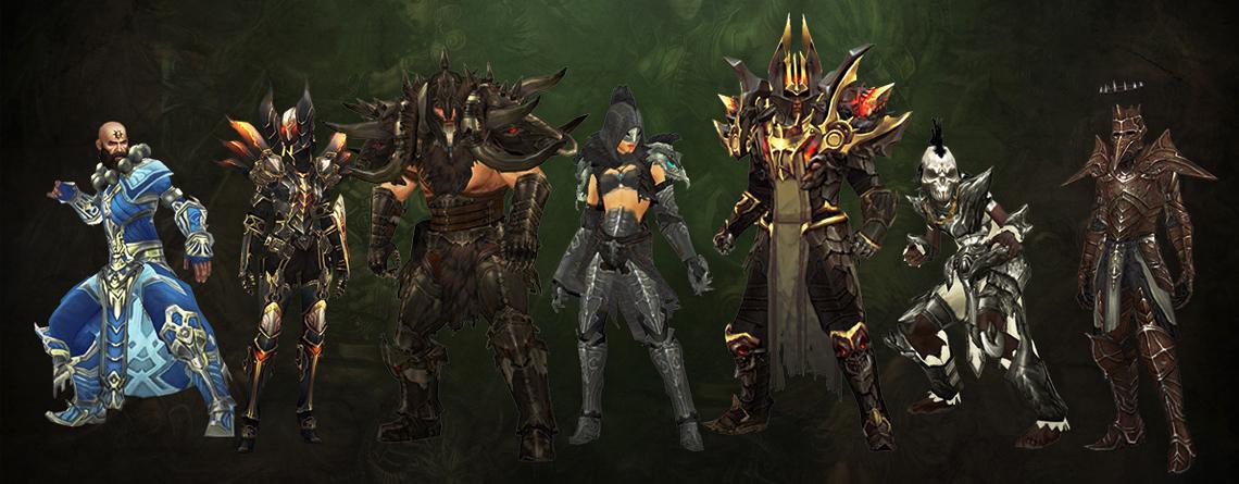 Welche Klasse spielt ihr in Season 18 von Diablo 3? Fragt das Schicksals-Rad