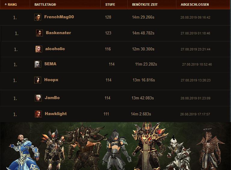 Diablo 3 Ladder Solo