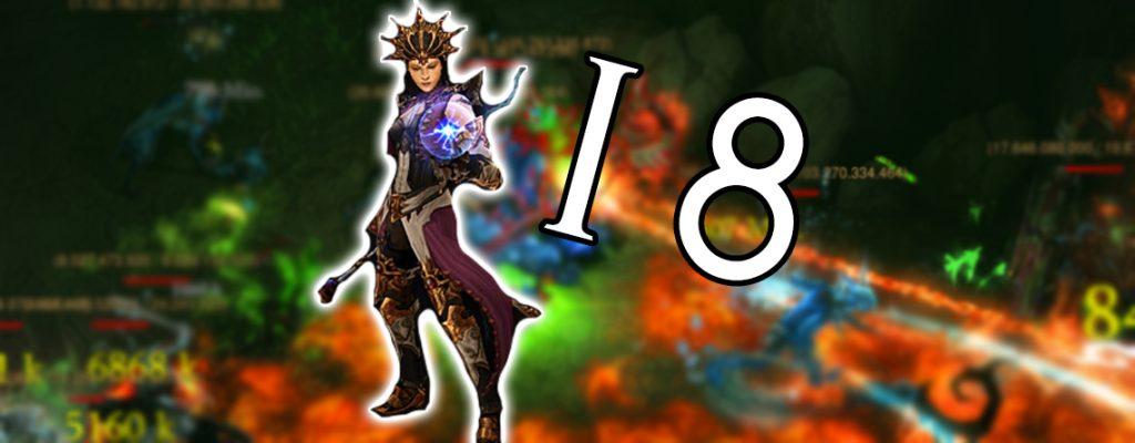 Diablo 3 Season 18 Wiz Titel