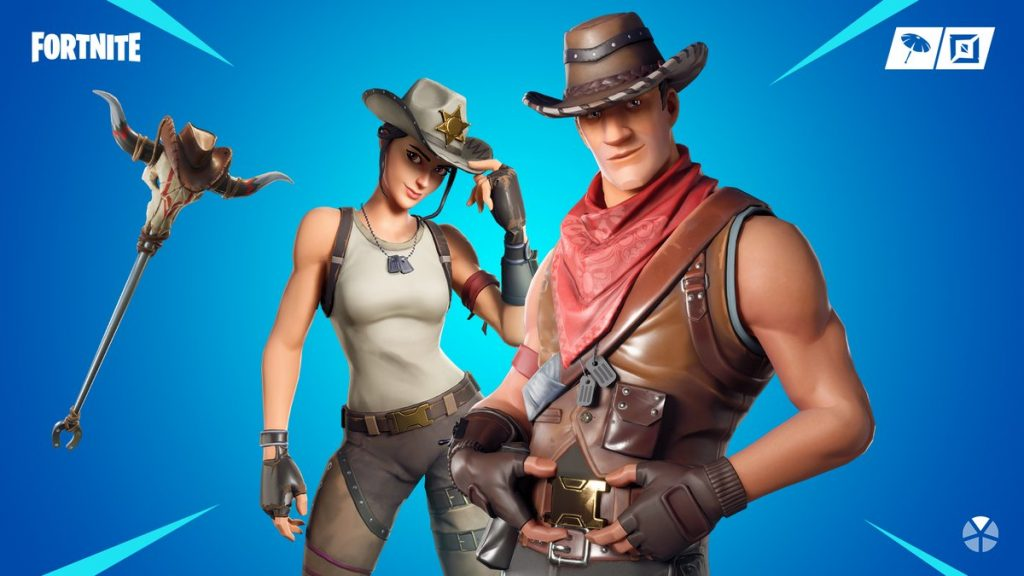Fortnite-Western-Outfits