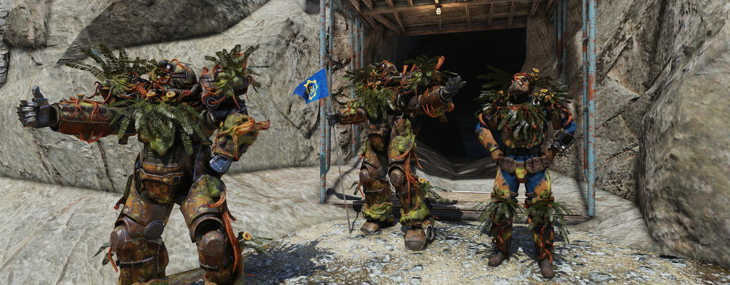 Wer ab Patch 13 in den Raid von Fallout 76 geht, bekommt, was er verdient