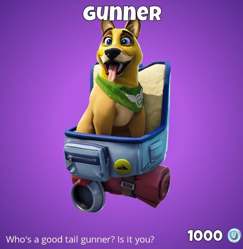 Fortnite Gunner